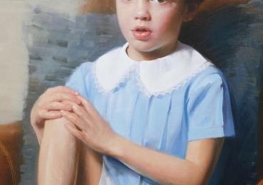 Tablouri pictate la comanda, portrete la comanda, Tablouri pictate in ulei,  tablou cu portret