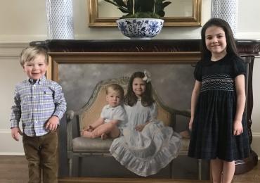 Tablouri pictate personalizate, Portrete in creion, tablouri la comanda, tablouri pentru sufragerii