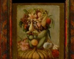 Vertumnus, Giuseppe Arcimboldo, Tablouri cu fructe Realizate la Comanda, Reproduceri Picturi