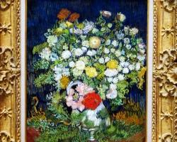 Vincent van Gogh Dutch, Tablouri cu flori Realizate la Comanda, Reproduceri Picturi Celebre c
