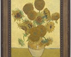 Vincent van Gogh, Fifteen sunflowers, 1888, Tablouri cu floarea soarelui Realizate la Comanda,