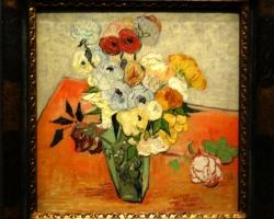 Vincent van Gogh, Roses et anemones, Tablouri cu flori Realizate la Comanda, Reproduceri Pict