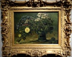 Vincent van Gogh, Still life with a bouquet of daisies, Tablouri cu flori Realizate la Comanda, R
